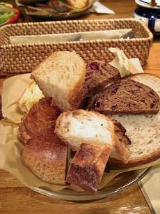 実はパン好き