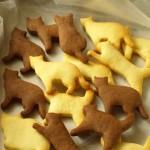 猫クッキーが焼けました