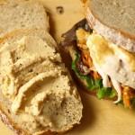 松本市大町のパン・ド・カンパーニュで、具沢山サンドイッチ!