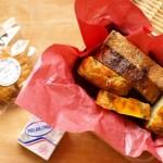 長野の美味しいパンが詰まってる。幸せランチボックス。
