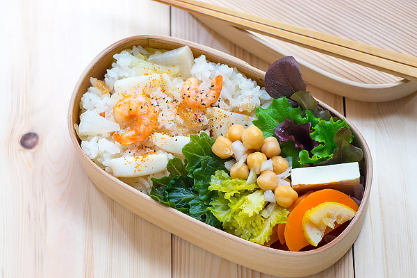 seafood-pilaf-with-salted-remon-bento-4