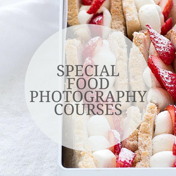 お料理写真を思った通りに撮るための写真教室開講です