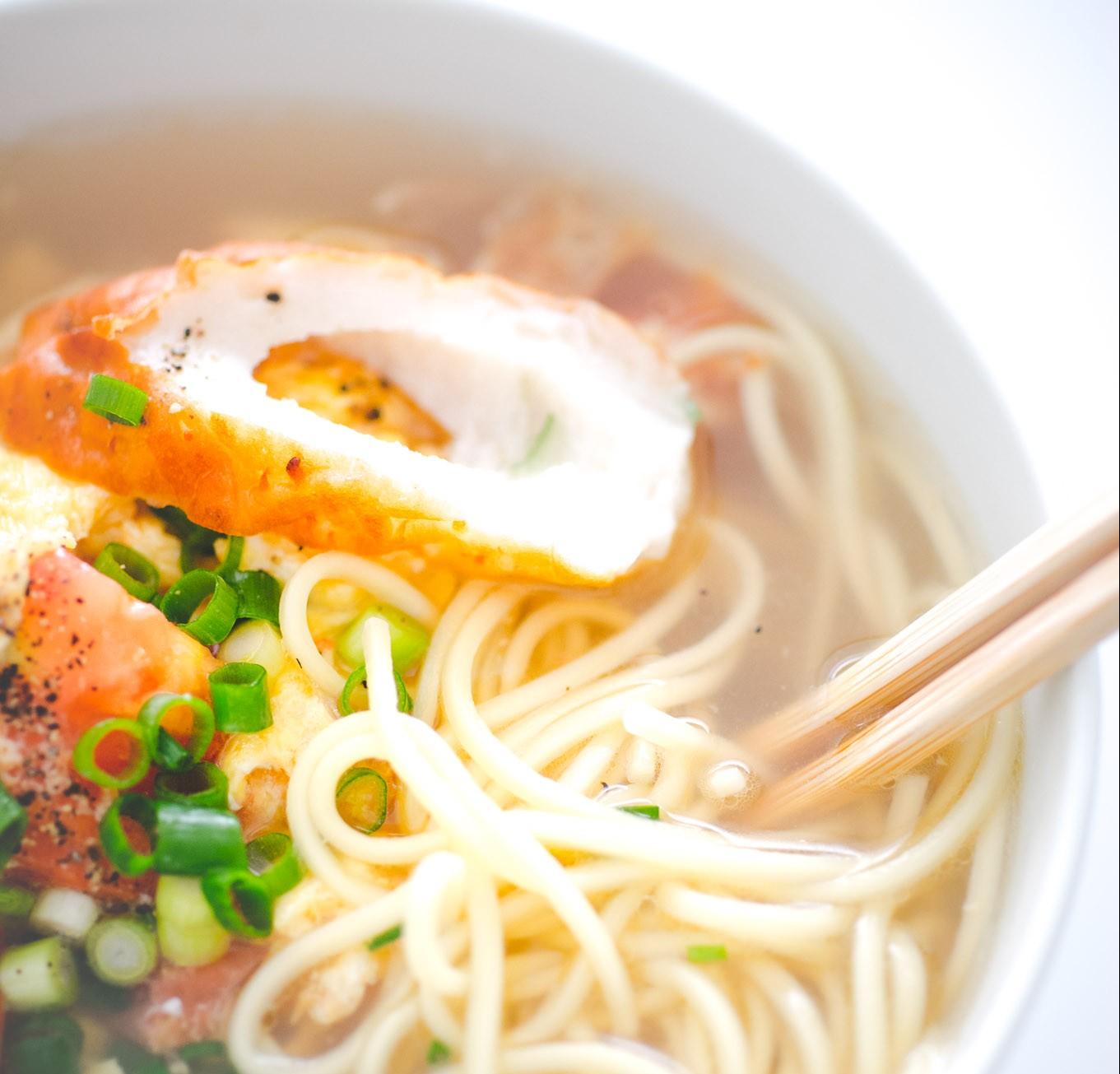 魚と麺が好きな人はぜひ!鱈のうまみがたっぷり、秋田のタラーメン。