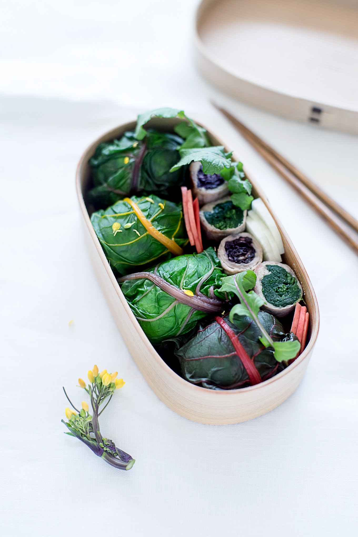 swiss-chard-rice-ball-bento-4