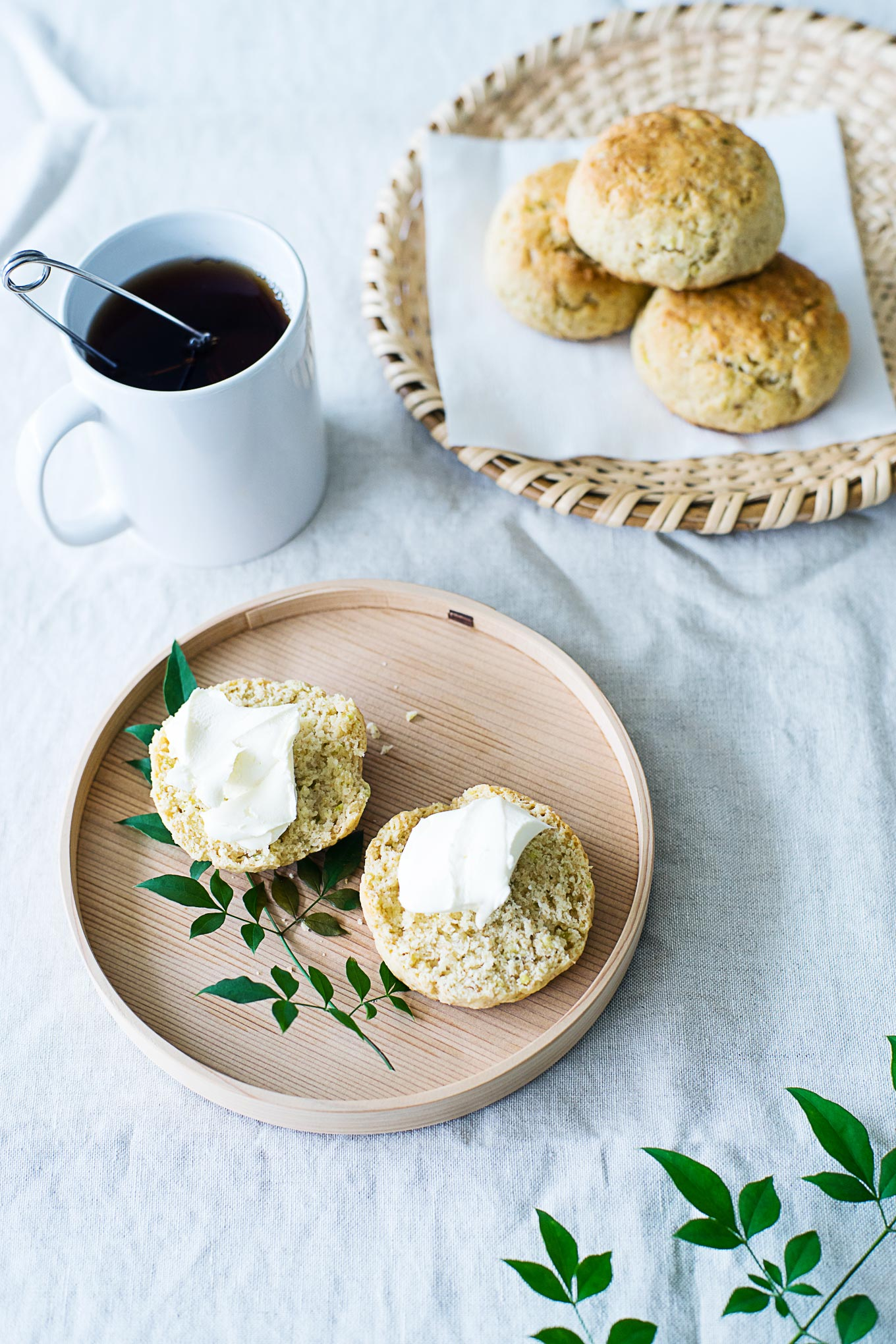 homemade-broad-bean-scones-4