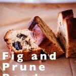 うるうるずのいちじくとプルーンのケーキは、作業がはかどる魔法のケーキ。
