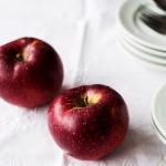 あつあつの焼き林檎と、秋のお菓子。11月料理写真教室のお知らせです。