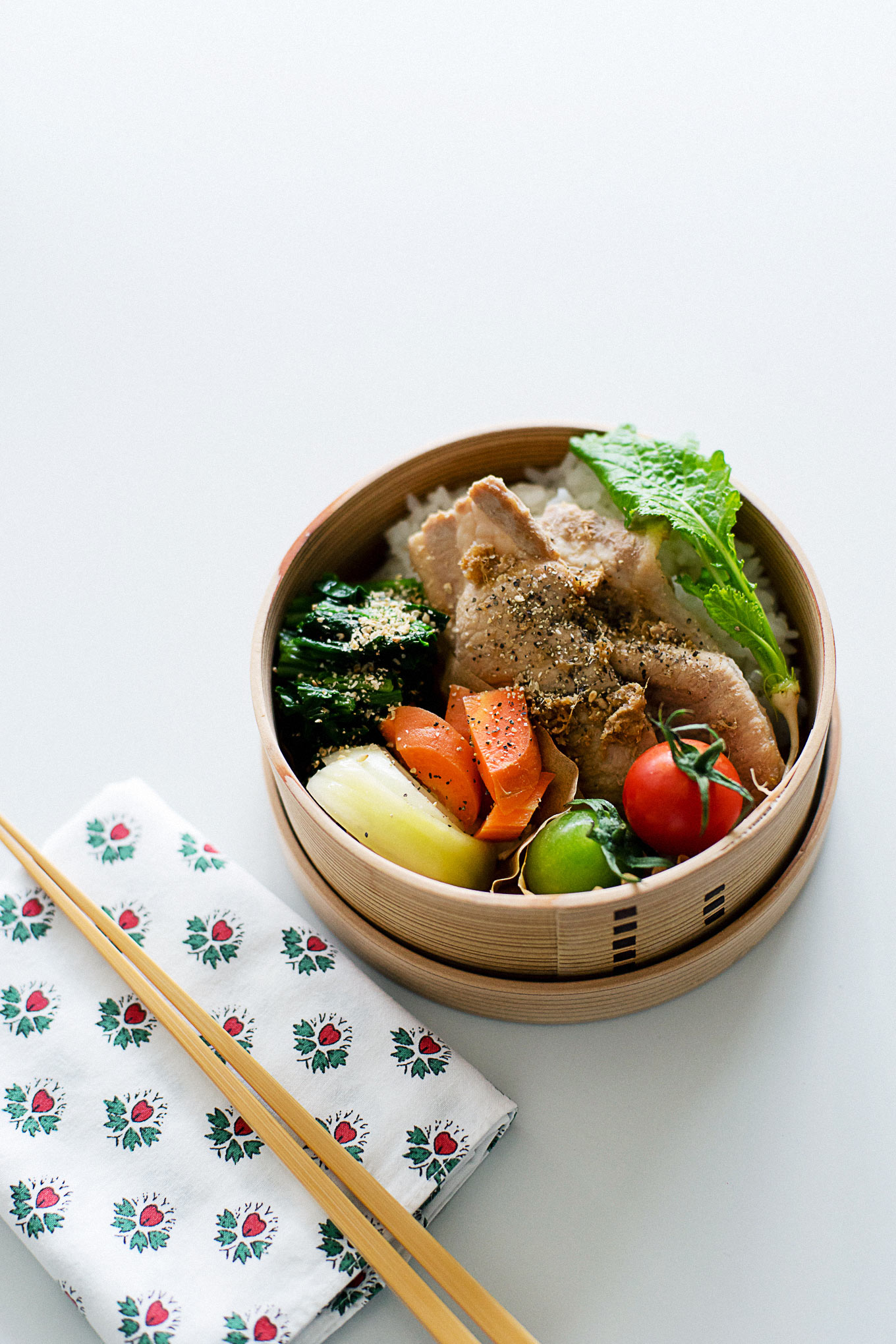 how-to-make-ginger%e2%80%90fried-pork-bento-20