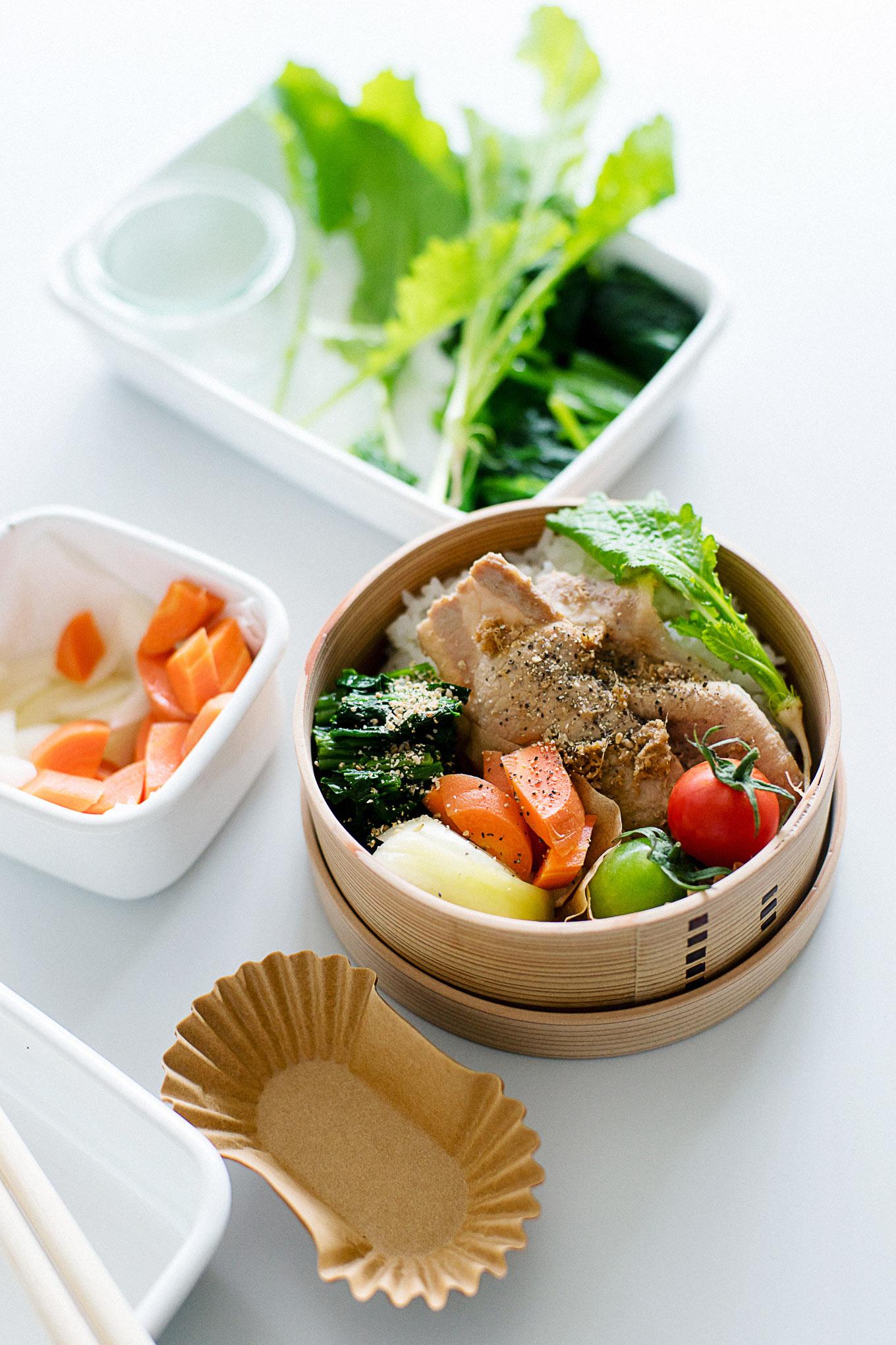 how-to-make-ginger%e2%80%90fried-pork-bento-19