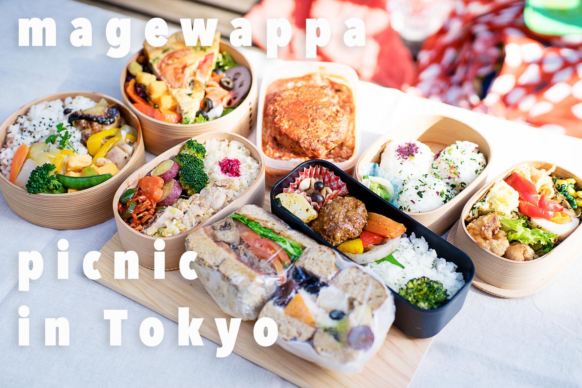 日比谷公園の紅葉の中で・・東京曲げわっぱピクニックでした!