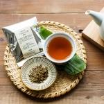 お気に入りの茶葉で、自分でお茶パックを作っておくと便利!