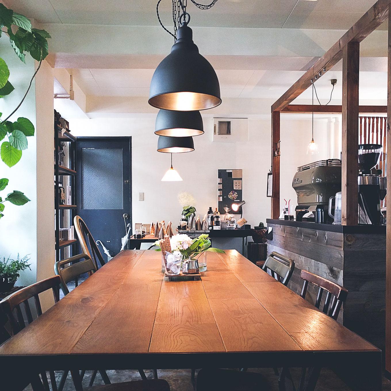 ゆげ焙煎所は関西方面に仕事に行ったときに遠回りしてでも寄るコーヒー屋さん