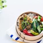 神山鶏のロースト乗っけ弁当と、このブログをやってよかったなあとしみじみ思ったこと。