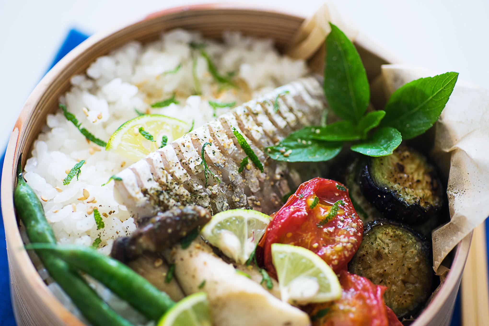 太刀魚は皮がはがれやすい・・焼く前の一工夫でちょっとカッコよくなります