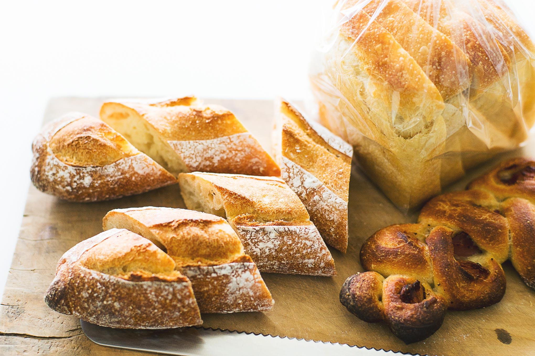 県外のパン友だちとパン交換をしたらめちゃめちゃ楽しかった話し。