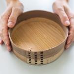 【神山曲げわっぱプロジェクトその19】お弁当箱のサンプルができました(フタはまだです)