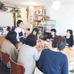 【2018年11月】神山曲げわっぱ大阪モニター様の会でした