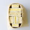 (日本語) オムレツサンドイッチ弁当習作。(お弁当に合わせて切るのって難しい)