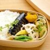 (日本語) ワックスペーパーでささっと作る。お弁当の仕切りを手作り。